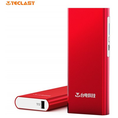 Original Teclast T100CB Dual USB Ports 10000mAh Power Bank