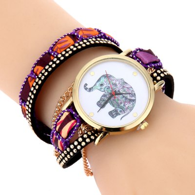 Women Quartz Bracelet Watch
