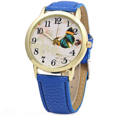 Women Retro Quartz Watch