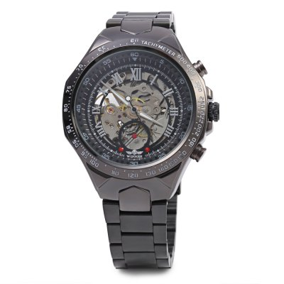 Winner F110610 Automatic Mechanical  Male Wrist WatchMens Watches<br>Winner F110610 Automatic Mechanical  Male Wrist Watch<br><br>Band Length: 25 cm / 9.84 inch<br>Band Length Unit: inch<br>Band Material Type: Alloy<br>Band Width: 1.8 cm / 0.71 inch<br>Band With: 20mm to 29mm<br>Case material: Stainless Steel<br>Case Shape: Round<br>Case Thickness: 10mm<br>Condition: New without tags<br>Dial Diameter: 3.6 cm / 1.42 inch<br>Dial Diameter Unit: inch<br>Dial Display: Analog<br>Dial Window Material Type: Hardlex<br>Feature: None<br>Gender: Men<br>Movement: Automatic Self-Wind<br>Style: Antique<br>Product weight: 0.142 kg<br>Package weight: 0.188 kg<br>Product Size(L x W x H): 13.00 x 5.80 x 1.50 cm / 5.12 x 2.28 x 0.59 inches<br>Package Size(L x W x H): 11.00 x 6.30 x 2.00 cm / 4.33 x 2.48 x 0.79 inches<br>Package Contents: 1 x Winner F110610 Male Automatic Machincial Wrist Watch