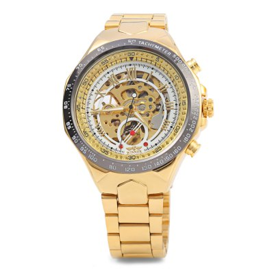 Winner F110610 Automatic Mechanical  Male Wrist WatchMens Watches<br>Winner F110610 Automatic Mechanical  Male Wrist Watch<br><br>Band Length: 25 cm / 9.84 inch<br>Band Length Unit: inch<br>Band Material Type: Alloy<br>Band Width: 1.8 cm / 0.71 inch<br>Band With: 20mm to 29mm<br>Case material: Stainless Steel<br>Case Shape: Round<br>Case Thickness: 10mm<br>Condition: New without tags<br>Dial Diameter: 3.6 cm / 1.42 inch<br>Dial Diameter Unit: inch<br>Dial Display: Analog<br>Dial Window Material Type: Hardlex<br>Feature: None<br>Gender: Men<br>Movement: Automatic Self-Wind<br>Style: Antique<br>Product weight: 0.142 kg<br>Package weight: 0.163 kg<br>Product Size(L x W x H): 13.00 x 5.80 x 1.50 cm / 5.12 x 2.28 x 0.59 inches<br>Package Size(L x W x H): 11.00 x 6.30 x 2.00 cm / 4.33 x 2.48 x 0.79 inches<br>Package Contents: 1 x Winner F110610 Male Automatic Machincial Wrist Watch