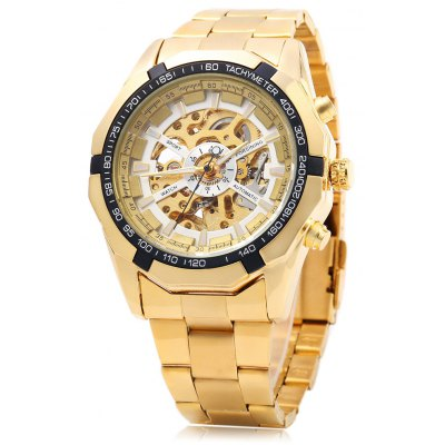Winner F1205158 Men Automatic Mechanical Watch