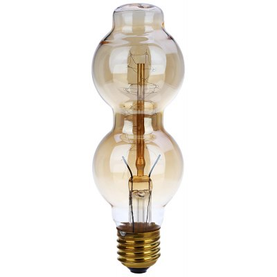 Lightme 230V 40W E27 110 - 120LM 32AK Retro Tungsten Lantern-shaped Light Bulb