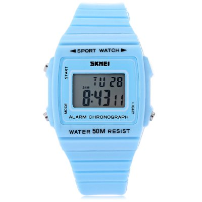 SKMEI 1136 Unisex Sport Digital LED Watch