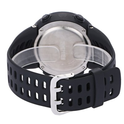 SKMEI 1167 Men LED Digital Sport WatchSports Watches<br>SKMEI 1167 Men LED Digital Sport Watch<br><br>Style: Sport<br>Type: On Wrist<br>Product weight: 0.069 kg<br>Package weight: 0.090 kg<br>Product Size(L x W x H): 24.00 x 4.60 x 1.50 cm / 9.45 x 1.81 x 0.59 inches<br>Package Size(L x W x H): 25.00 x 5.60 x 2.50 cm / 9.84 x 2.2 x 0.98 inches<br>Package Contents: 1 x SKMEI 1167 Men LED Digital Sport Watch