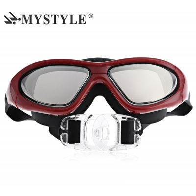 MYSTYLE AF - 2800M Water Resistant Anti Fog Swimming Goggle