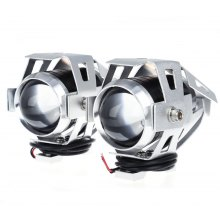 2pcs U5 3000LM 125W Motorcycle LED Headlight