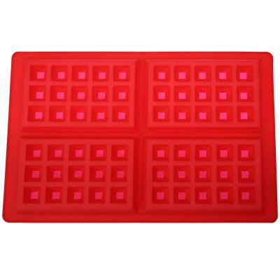 Waffles Cake Silicone Mold Cooking Tools