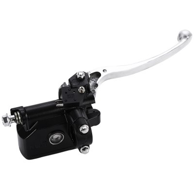 Universal 7/8 Inch Motorcycle Left Handlebar Clutch Master Cylinder Lever