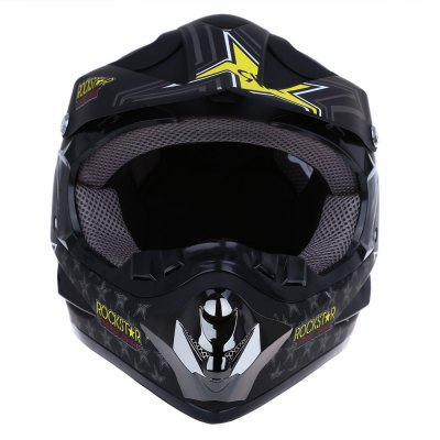 WLT - 125 Full Face Motocross Dirt Bike Racing HelmetMotorcycle Helmets<br>WLT - 125 Full Face Motocross Dirt Bike Racing Helmet<br><br>Gender: Unisex<br>Helmet Material: ABS<br>Helmet Style: Motocross<br>Package weight: 1.318 kg<br>Package Size(L x W x H): 35.00 x 26.50 x 24.00 cm / 13.78 x 10.43 x 9.45 inches<br>Package Contents: 1 x WLT - 125 Full Face Motocross Dirt Bike Racing Helmet