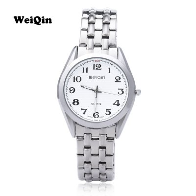 WEIQIN W4368G Men Quartz WatchMens Watches<br>WEIQIN W4368G Men Quartz Watch<br><br>Band Length: 9.06<br>Band Length Unit: inch<br>Band Material Type: Stainless Steel<br>Band Width: 20mm<br>Case material: Stainless Steel<br>Case Shape: Round<br>Clasp type: Folding Clasp with Safety<br>Dial Diameter: 1.5<br>Dial Diameter Unit: inch<br>Dial Display: Analog<br>Dial Window Material Type: Hardlex<br>Gender: Men<br>Movement: Quartz<br>Style: Business<br>Water Resistance Depth: 10m<br>Product weight: 0.108 kg<br>Package weight: 0.132 kg<br>Product Size(L x W x H): 23.00 x 4.20 x 1.00 cm / 9.06 x 1.65 x 0.39 inches<br>Package Size(L x W x H): 12.50 x 5.20 x 2.00 cm / 4.92 x 2.05 x 0.79 inches<br>Package Contents: 1 x WEIQIN W4368G Men Quartz Watch
