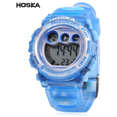 HOSKA H002S Children LED Digital Watch