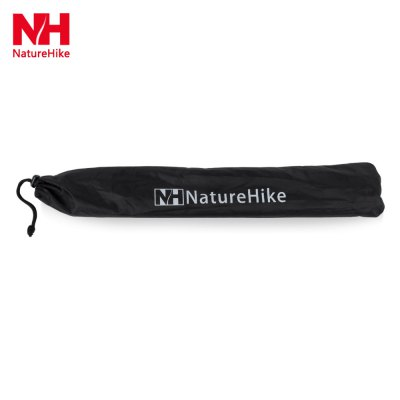 Outdoor Camping Tent Poles 50 x 1.6cm Galvanized Iron Canopy Awning 8 Sections