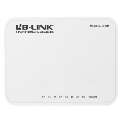 LB - LINK BL - SF801 Ethernet Switch with 8 Ports