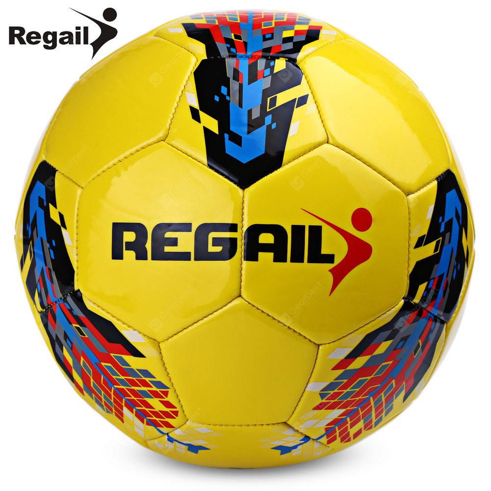 Regail School Match Training Size 5 PU Football