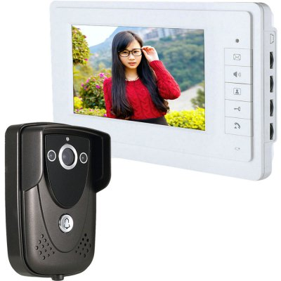 SY819FC11 7 Inches HD Doorbell Camera Video Intercom Door Phone System