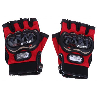 Half-finger Motorcycle Gloves