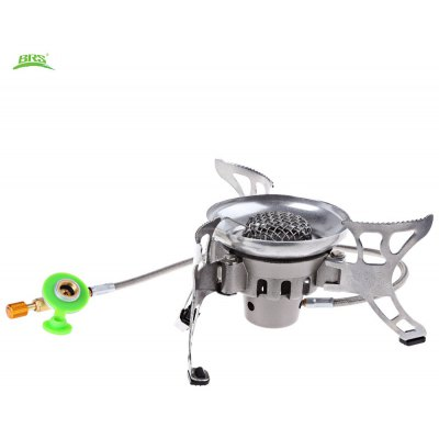 BRS - 15 Powerful Gas Furnace Grills Camping Equipment