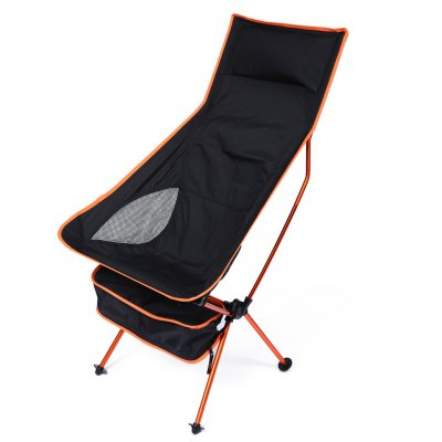 Comfortable Lengthened Portable Folding Chair
