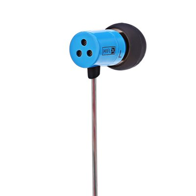 KZ ED3M HiFi Stereo In-ear Earphones Headphones with Mic
