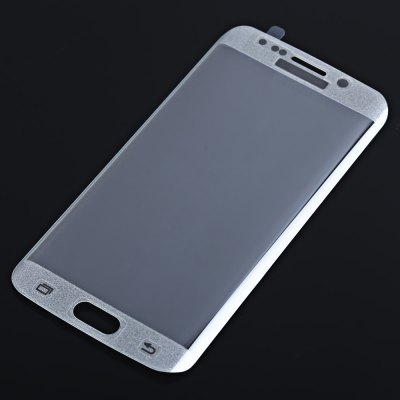 2pcs Curved Tempered Glass Film for Samsung S6 Edge