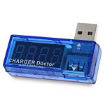 KW201 USB Power Current Voltage Detector Portable Tester