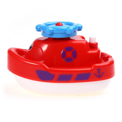Baby Rotary Automatic Sprinkler Bath ToysOutdoor Fun &amp; Sports<br>Baby Rotary Automatic Sprinkler Bath Toys<br><br>Age Range: &gt; 1 year old<br>Gender: Unisex<br>Material: Plastic<br>Type: Water Spraying Tool<br>Product weight: 0.117 kg<br>Package weight: 0.247 kg<br>Package Size(L x W x H): 18.00 x 15.00 x 13.00 cm / 7.09 x 5.91 x 5.12 inches<br>Package Contents: 1 x Bath Toy