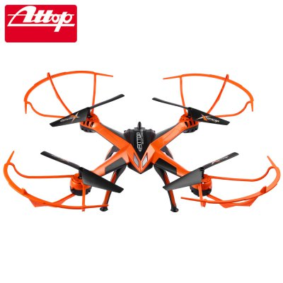 Attop A10 2.4G 4CH 6-Axis Gyro RTF RC Quadcopter Aircraft Toy