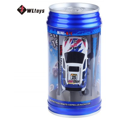 WLtoys 2015 - 1A 4CH High Speed RC Mini Radio Racing Cola Car Toy