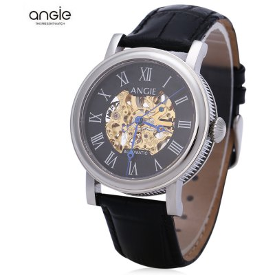Angie Lepels Series Men Automatic Wind Mechanical Watch