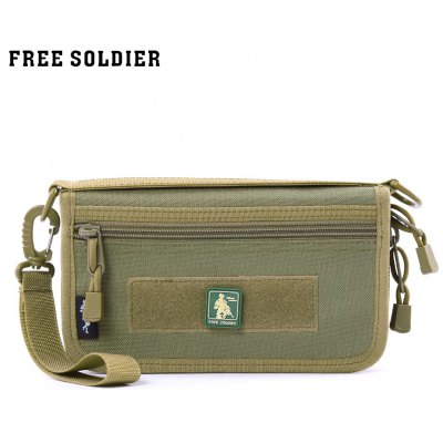 Free Soldier Hand Wallet
