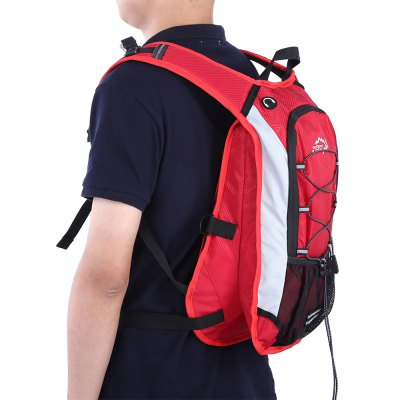 LOCAL LION Handy Polyester Bike Storage Bag Backpack Hiking ToolBackpacks<br>LOCAL LION Handy Polyester Bike Storage Bag Backpack Hiking Tool<br><br>Product weight: 0.420 kg<br>Package weight: 0.460 kg<br>Product Size(L x W x H): 48.00 x 29.00 x 4.00 cm / 18.9 x 11.42 x 1.57 inches<br>Package Size(L x W x H): 55.20 x 32.50 x 4.50 cm / 21.73 x 12.8 x 1.77 inches<br>Package Contents: 1 x Backpack