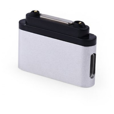 Micro USB to Magnetic Charger Adapter Converter for Sony