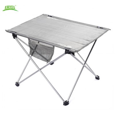 BRS - Z33 Portable Outdoor Folding Table Desk