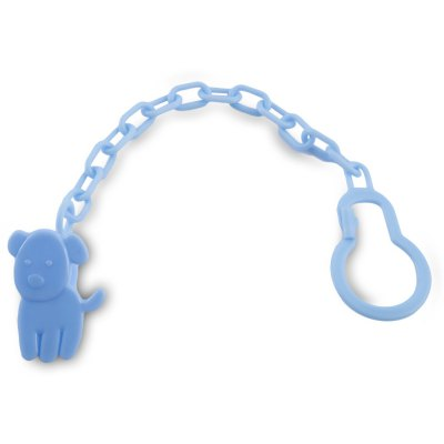 Practical Anti-dropping Babies Pacifier Clip with Chain