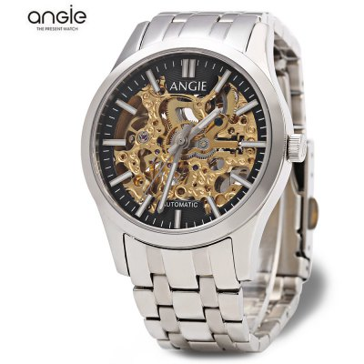 Angie ST7183L Frederis Series Women Automatic Wind Mechanical Watch