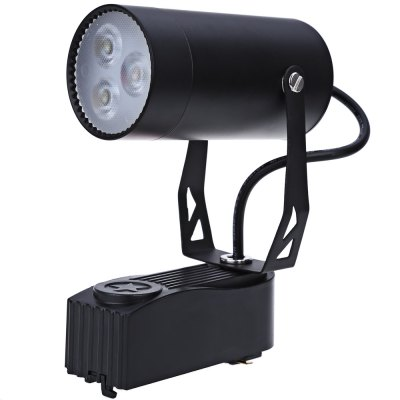 3W LED Track Spotlight