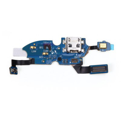 Microphone USB Charger Board Flex Cable for Samsung Galaxy S4 Mini