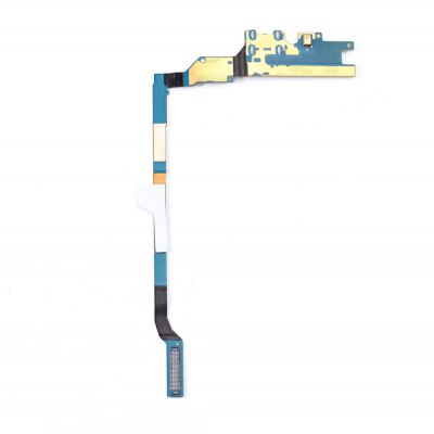 USB Charger Board Flex Cable Microphone for Samsung Galaxy S4 LTE I9505