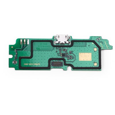 Flex Cable Microphone USB Charge Board for Lenovo A850