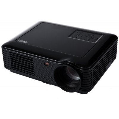 POWERFUL SV - 226 3500 Lumens 800 × 480 Pixels Multimedia LCD Projector