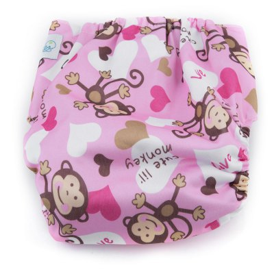 Reusable Adjustable Washable Soft Babies Diaper PantsPotty Training<br>Reusable Adjustable Washable Soft Babies Diaper Pants<br><br>Item Type: Diaper Pants<br>Closure Type: No Zipper<br>Gender: Unisex<br>Material: Cotton,Polyester<br>Season: All seasons<br>Product weight: 0.063 kg<br>Package Contents: 1 x Diaper Pants