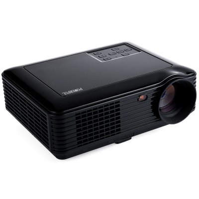 POWERFUL SV - 228 4000 Lumens 1280 ? 800 Pixels Multimedia LCD ProjectorProjectors<br>POWERFUL SV - 228 4000 Lumens 1280 ? 800 Pixels Multimedia LCD Projector<br><br>Home Theater Projector: Yes<br>Lamp: 150W LED lamp, 50000 hours Max lamp life<br>Model Number: SV - 228<br>Optical Resolution: 1280x800dpi<br>Portable: Yes<br>Projection Distance: 44 inches to 160 inches ( about 1.6 to about 5.1m)<br>Type: Digital Projector<br>Use: Business &amp; Education,Engineering,Home<br>Product weight: 3.147 kg<br>Package weight: 4.033 kg<br>Product Size(L x W x H): 34.00 x 27.50 x 13.00 cm / 13.39 x 10.83 x 5.12 inches<br>Package Size(L x W x H): 38.00 x 34.00 x 17.00 cm / 14.96 x 13.39 x 6.69 inches<br>Package Contents: 1 x Projector, 1 x Remote Controller, 1 x Power Cable, 1 x AV Signal Cable, 1 x VGA Cable, 1 x English User Manual
