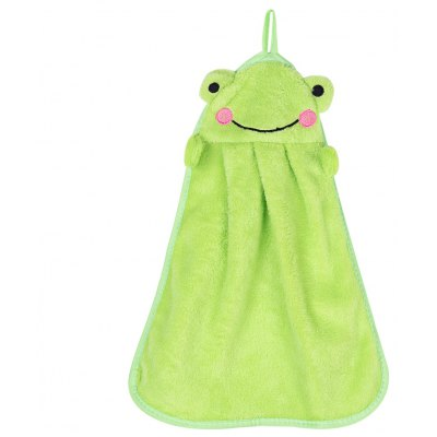 Lovely Cartoon Shape Soft Comfortable Absorbent Hand Dry Towel