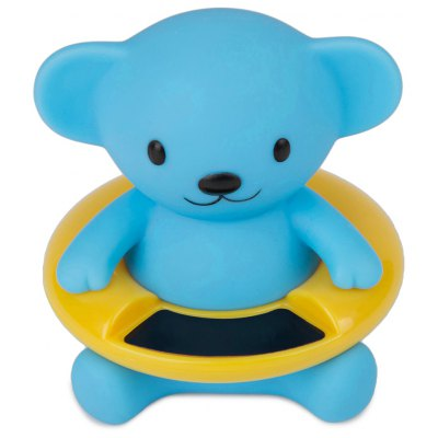 Cute Cartoon Design Babies Safety Bath Tub Water Float Thermometer