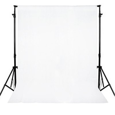 1.6 x 3M White Professional Muslin Photography Background Backdrop