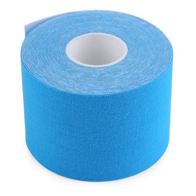 1 Roll 5m x 5cm Sports Muscles Care Elastic Physio Therapeutic Tape