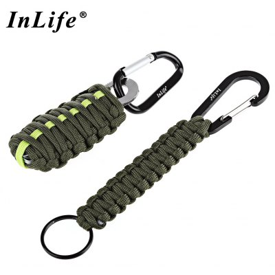 Inlife 14 in 1 Fishing Tools with Key Chain
