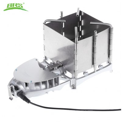 BRS - 116 Portable Aluminium Alloy Folding Charcoal Stove