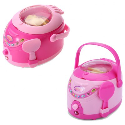 Baby Kids Educational Emulational Appliances Cooker